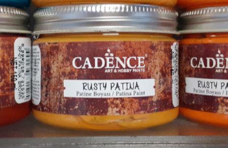 Afbeelding voor categorie Rusty Patina