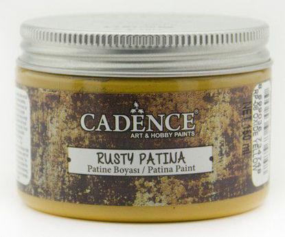 Oxide geel Cadence rusty patina