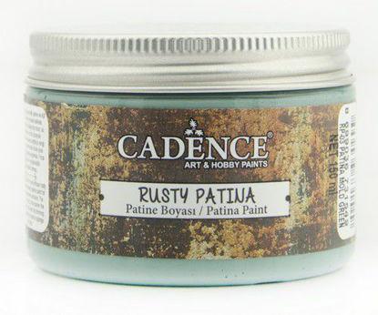 Cadence rusty patina verf Patina Mould - schimmel groen