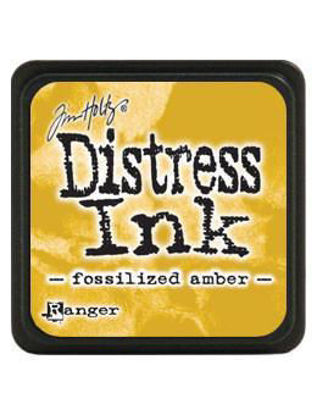 Picture of Fossilized Amber - Distress ink