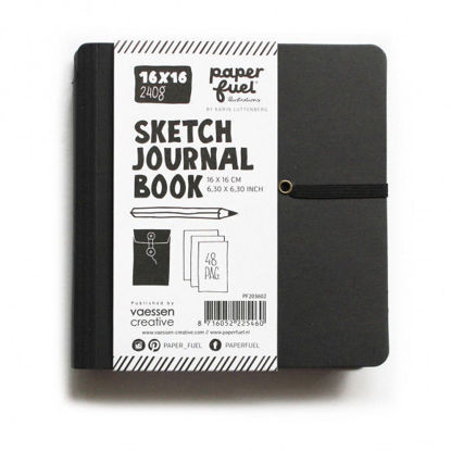 Picture of 16 x 16 Paperfuel - Sketch Journal