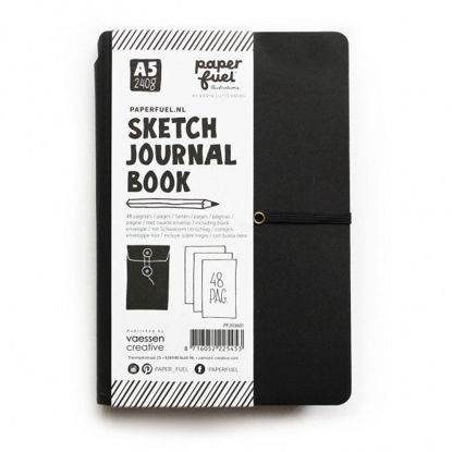 Picture of A5 Paperfuel - Sketch Journal
