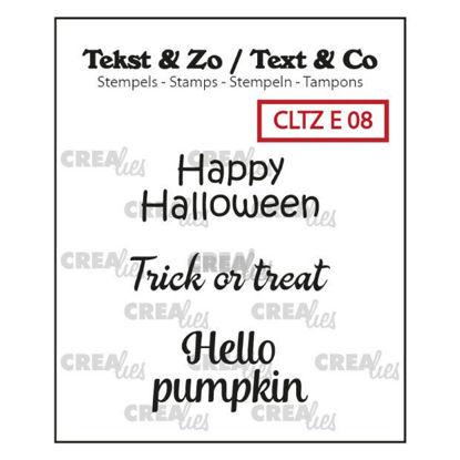 Afbeeldingen van Halloween - Text & Co English stamps