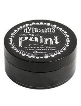 Afbeeldingen van Black Marble - Dylusions Paint