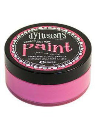 Afbeeldingen van Bubblegum Pink - Dylusions Paint