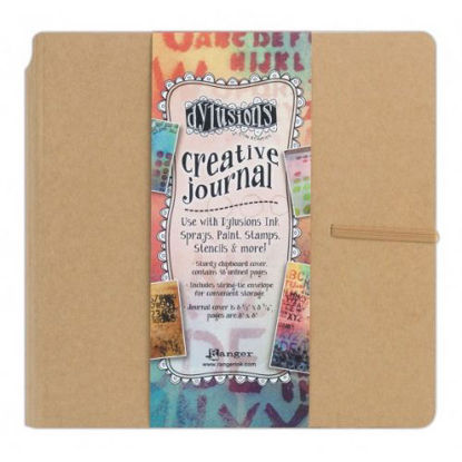 Picture of Dylusions Creative Journal Square
