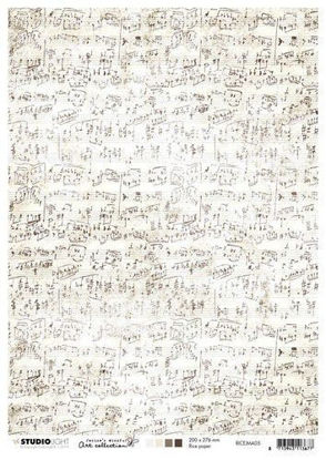 Picture of Jenine's Mindful rice paper nr 05
