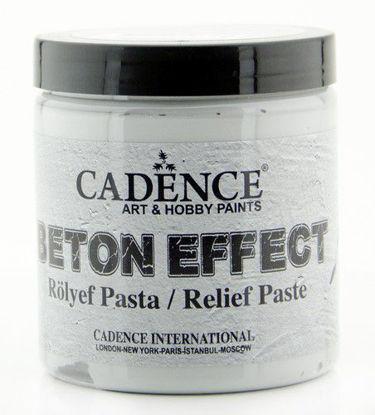 Beton Effect - Reliëf Paste van Cadence