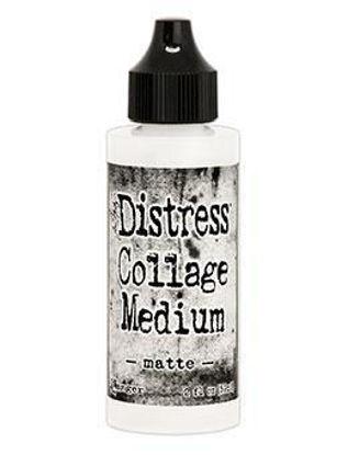 Picture of Distress Collage Medium Matte - fles