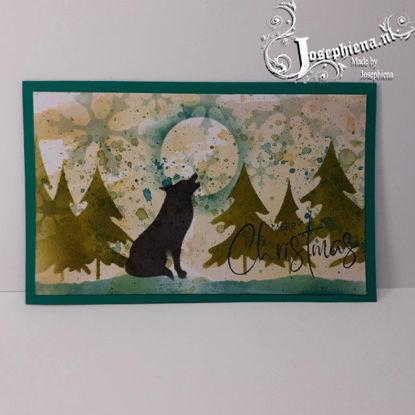 Kaart: Groene wolf