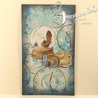 Art journal: Winter time