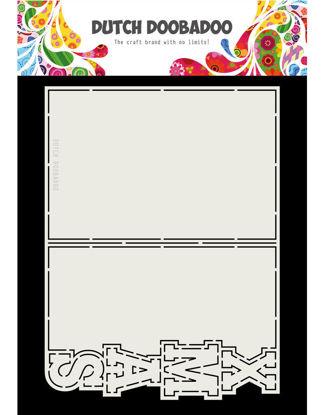 Dutch Card Art Xmas A5