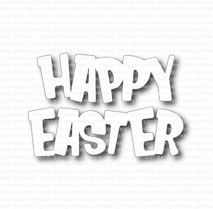 Happy Easter - stansen - Gummiapan