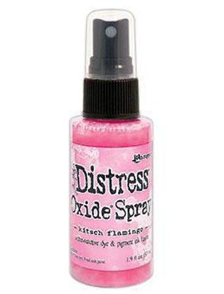 Kitsch Flamingo - Distress Oxide spray