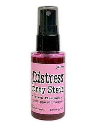 Kitsch Flamingo - Distress stain spray