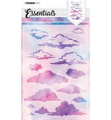 StudioLight Mask Background clouds Essentials nr.29