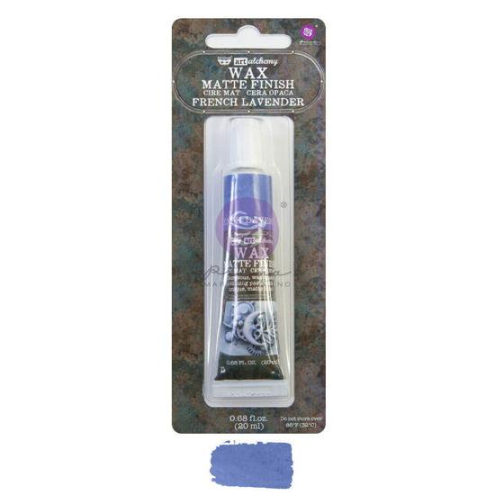 Finnabair Art Alchemy Matte Wax French Lavender