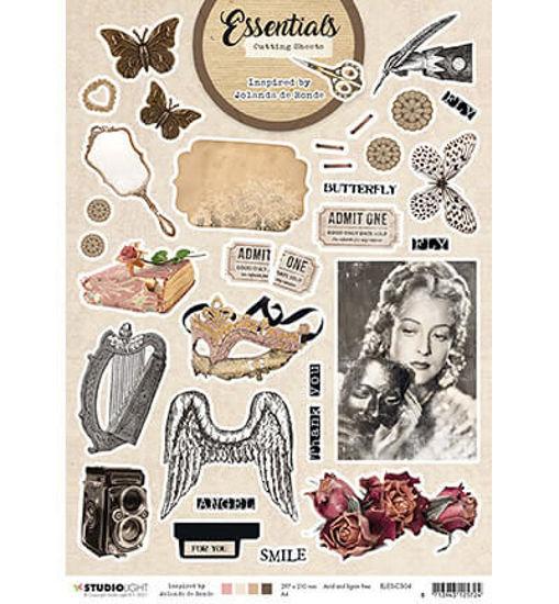 Cutting Sheet Essentials By Jolanda de Ronde nr.4
