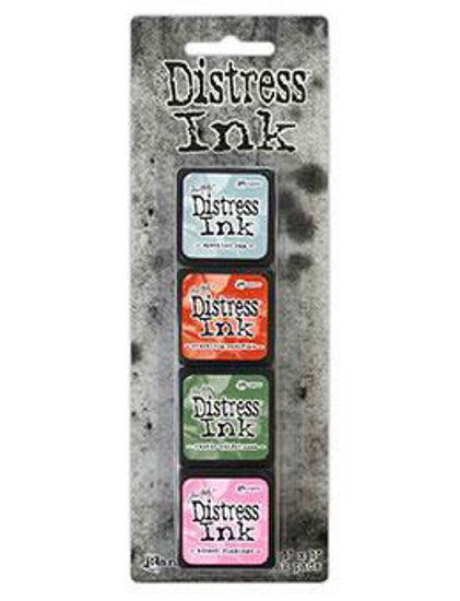 Tim Holtz Mini Distress® Ink Kit 16