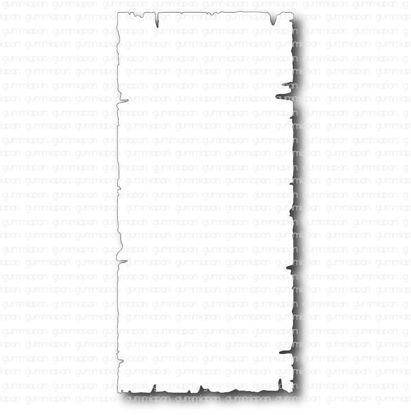 Picture of Oude rechthoek voor de SlimLine-kaart van Gummiapan