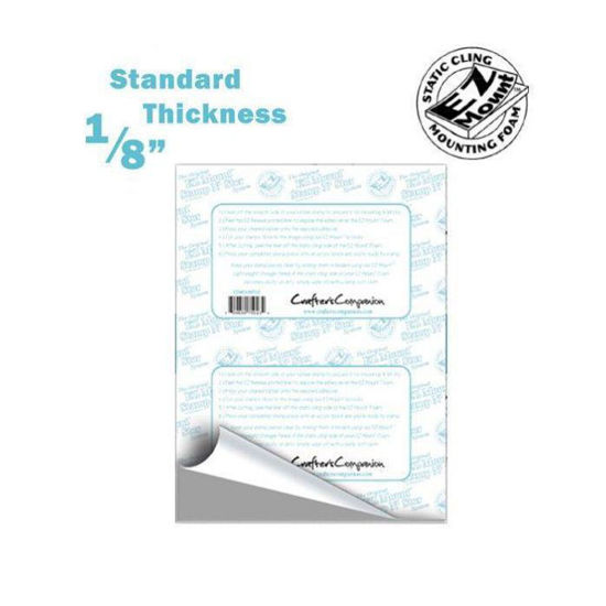 Picture of Crafter's Companion EZ Mount Single Foam Sheet